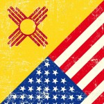 US & NM Flag 3